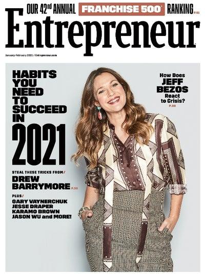 企业家杂志 -  1月2021年