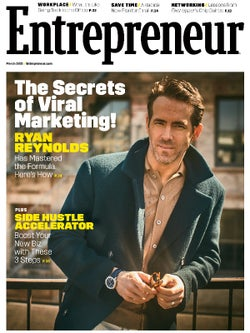 Entrepreneur Magazine - March 2021