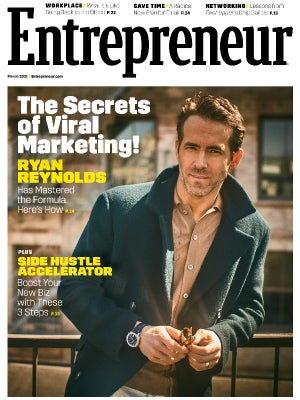 Entrepreneur Magazine - March 2021