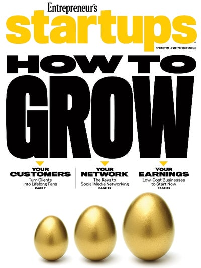 Startups Magazine - March 2021