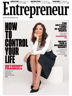 企业家杂志 -  4月2021年