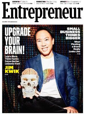 Entrepreneur Magazine - June 2021