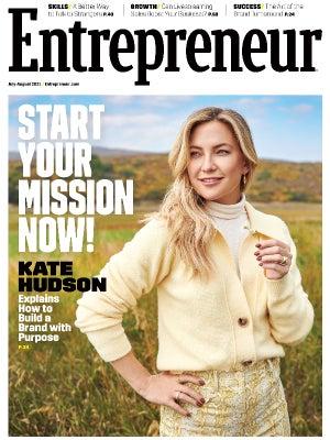 Entrepreneur Magazine - July 2021