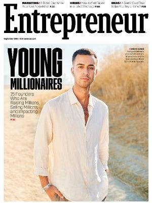 Entrepreneur Magazine - September 2021