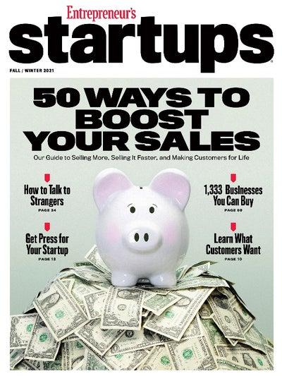 Startups Magazine - September 2021