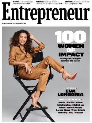 Entrepreneur Magazine - October 2021