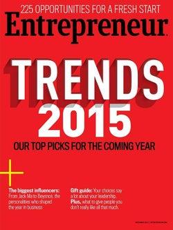 Entrepreneur Magazine - December 2014