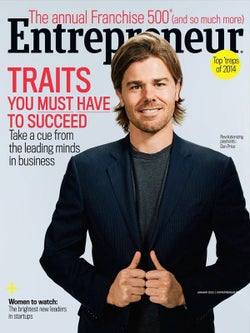 Entrepreneur Magazine - January 2015