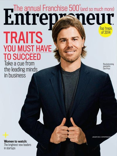Entrepreneur Magazine - January 2015