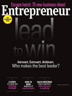 Entrepreneur Magazine - March 2015