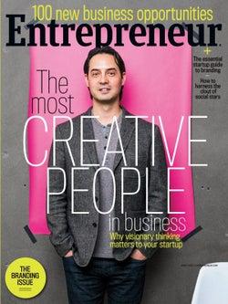 Entrepreneur Magazine - April 2015