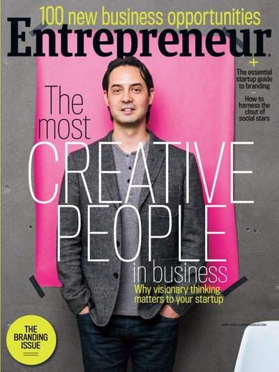Entrepreneur Magazine - April 2015