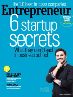 Entrepreneur Magazine - May 2015