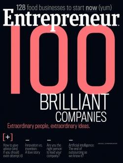 Entrepreneur Magazine - June 2015