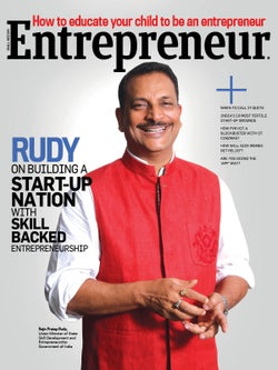 Entrepreneur Magazine India - July 2015