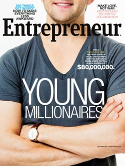 Entrepreneur Magazine - September 2015