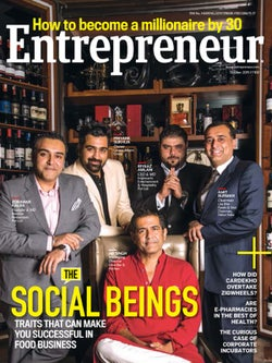 Entrepreneur Magazine India - October 2015