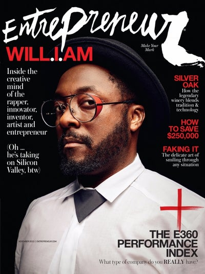 Entrepreneur Magazine - November 2015