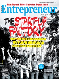 Entrepreneur Magazine India - November 2015
