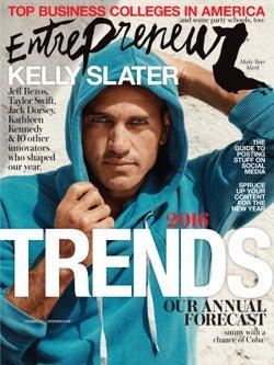 Entrepreneur Magazine - December 2015