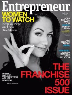 Entrepreneur Magazine - January 2016