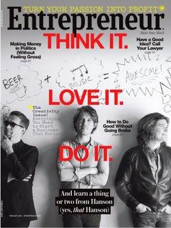 Entrepreneur Magazine - February 2016