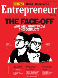 Entrepreneur Magazine India - April 2016