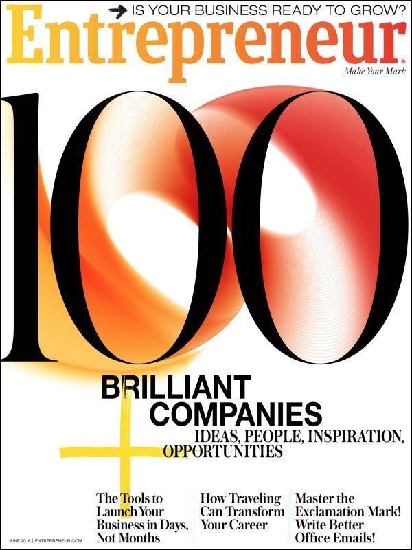 Entrepreneur Magazine - June 2016