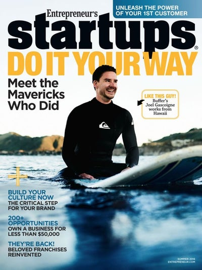 Startups Magazine - June 2016