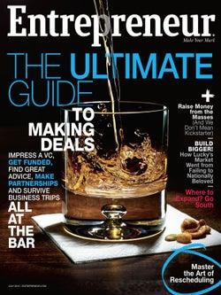 Entrepreneur Magazine - July 2016