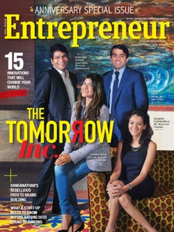 Entrepreneur Magazine India - August 2016