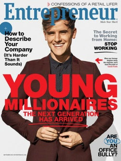 Entrepreneur Magazine - September 2016