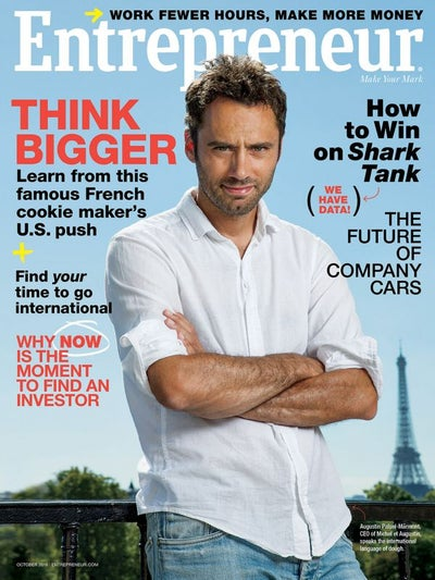 Entrepreneur Magazine - October 2016