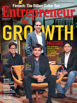 Entrepreneur Magazine India - October 2016