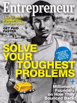 Entrepreneur Magazine - November 2016
