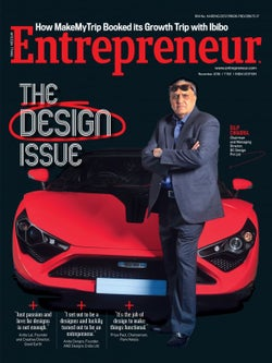Entrepreneur Magazine India - November 2016