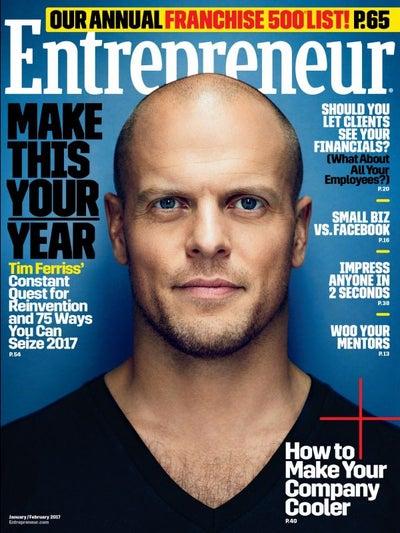 Entrepreneur Magazine - January 2017