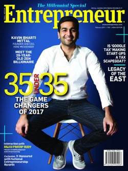 Entrepreneur Magazine India - February 2017