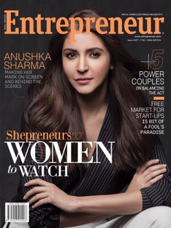 Entrepreneur Magazine India - March 2017