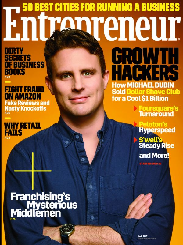 Entrepreneur April 2017 Issue
