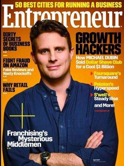 Entrepreneur Magazine - April 2017