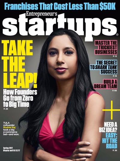 Entrepreneur Startups Magazine - March 2017