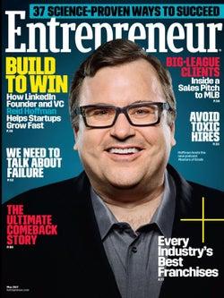 Entrepreneur Magazine - May 2017