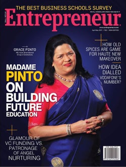 Entrepreneur Magazine India - April 2017