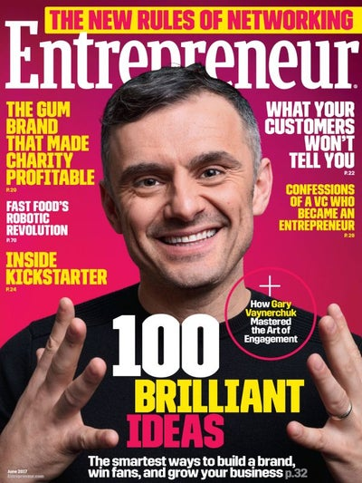Entrepreneur Magazine - June 2017