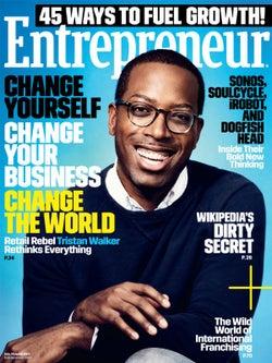 Entrepreneur Magazine - July 2017