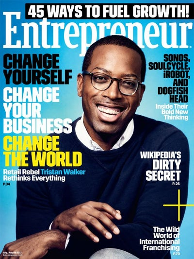 Entrepreneur Magazine - July 2017