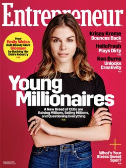 Entrepreneur Magazine - September 2017