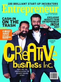 Entrepreneur Magazine India - August 2017