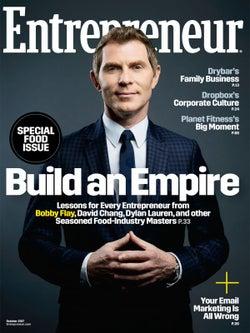 Entrepreneur Magazine - October 2017